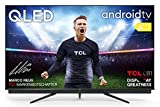 TCL 75C815 QLED Fernseher (75 Zoll) Smart TV (4K Ultra HD, HDR 10+, Triple Tuner, Android TV, Dolby Vision Atmos, integrierte ONKYO Soundbar, 120Hz Motion Clarity, Google-Assistent & Alexa)